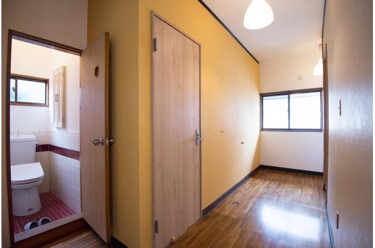 2階廊下スペース