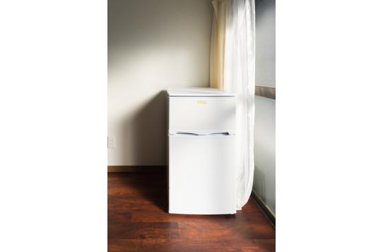 各個室冷蔵庫完備!