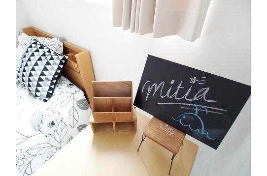 mitiaの由来は『流れ星』