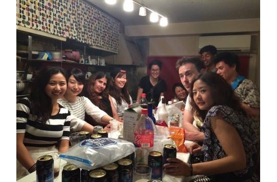 ◆ 先日行われたパーティ!