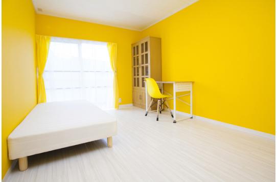 キレイでシンプルなお部屋