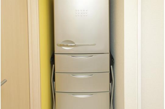 冷蔵庫は2つございます