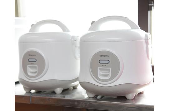 炊飯器は2台ございます。