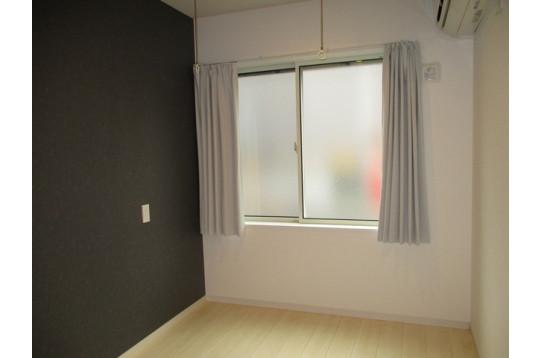 こちらは家具未搬入のお部屋です。