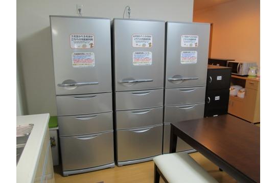 1階冷蔵庫