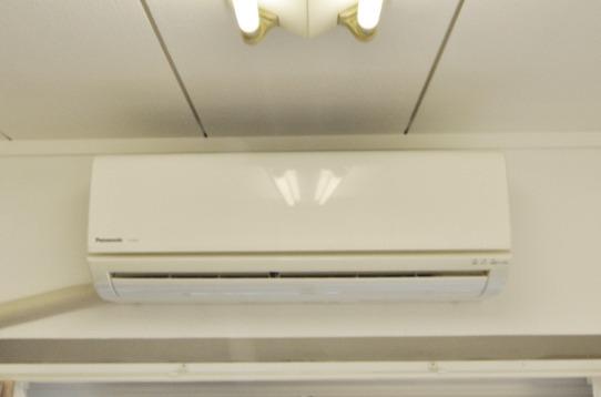各部屋エアコンも付いてます。