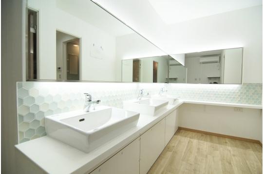 洗面台・パウダールーム