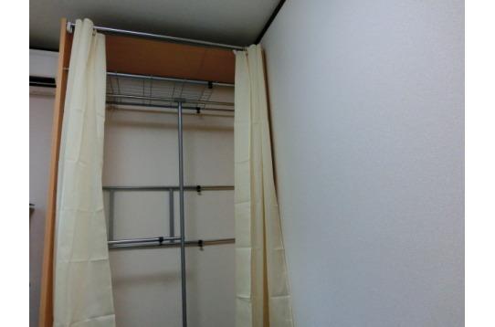 room A closet