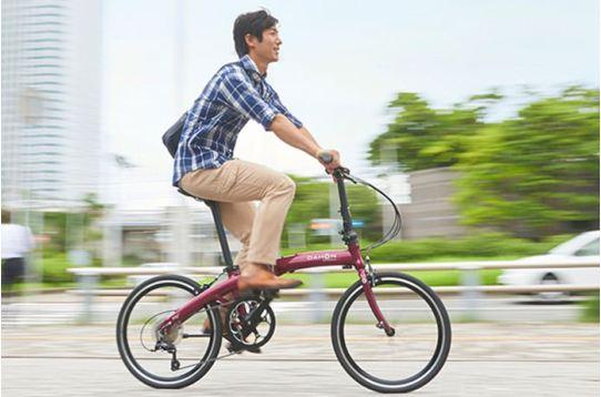 自転車の無料貸出サービスで最寄駅に5分でアクセス