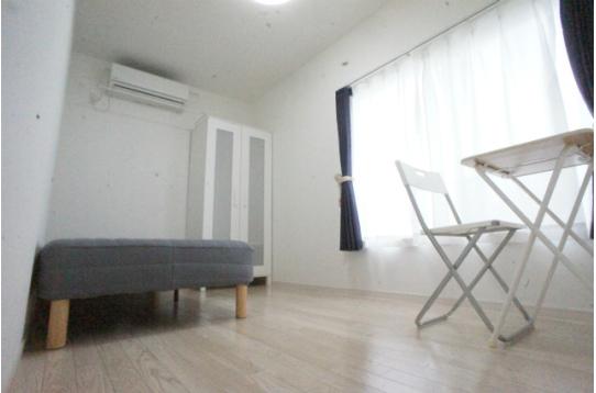 205号室 4.5畳 35,000円 陽当たりA
