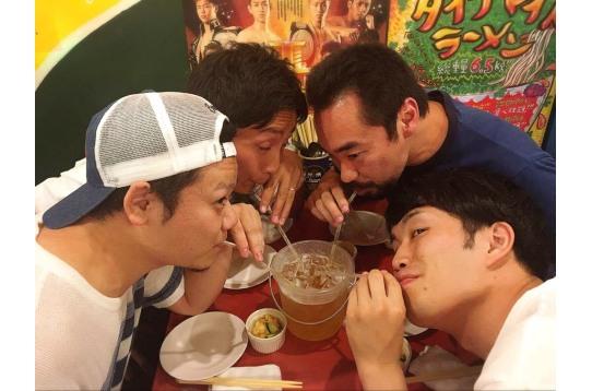 アジアン料理散策