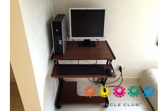 リビング 共用PC