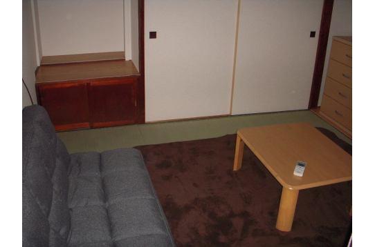2階のお部屋です。