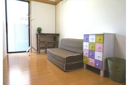 可愛い家具もご用意