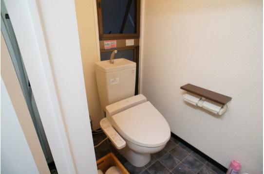 標準的なトイレの様子 4か所