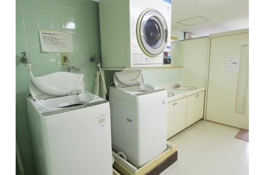 洗濯機は無料です