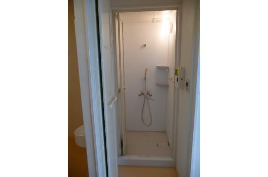 シャワー3ヶ所