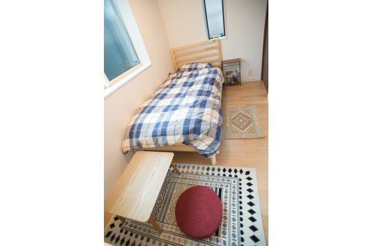 部屋の家具配置イメージ