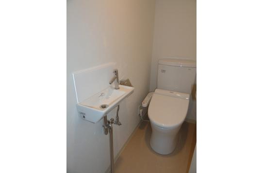 トイレ 2式(男女別)
