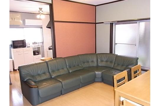 リビングのソファー