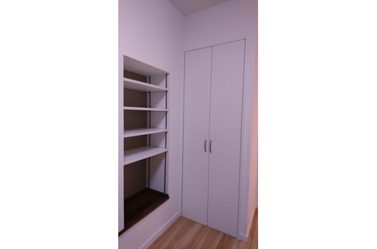 各居室の様子/2001号室収納