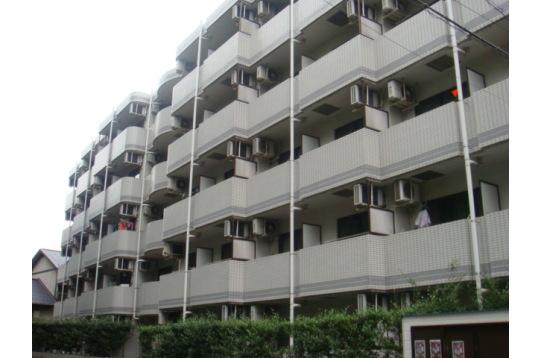 ● 小田急線 柿生駅5分のマンション外観