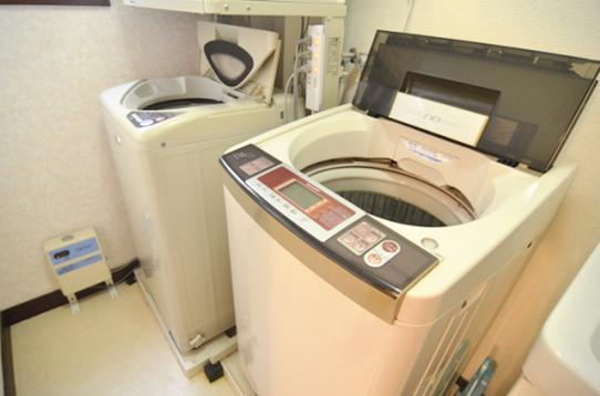 洗濯機は無料(2台)