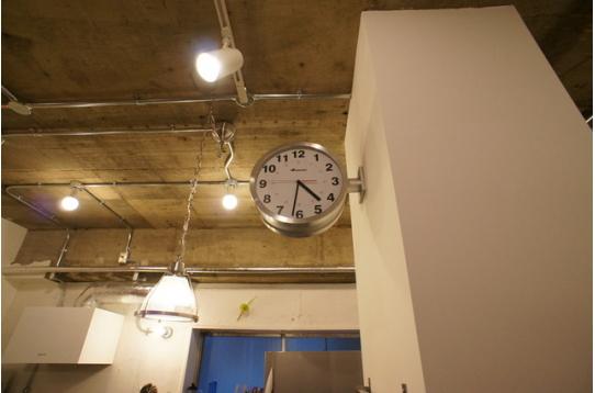 ポップは時計