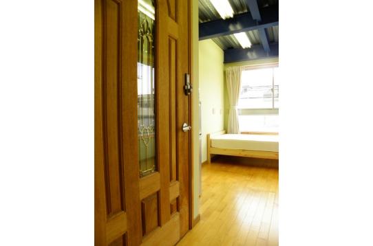レトロな201号室