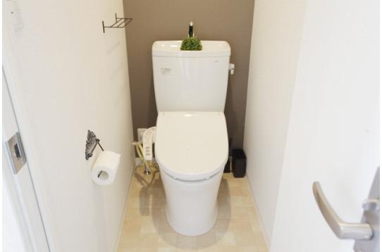 2Fトイレです♪
