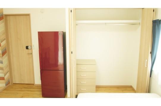 冷蔵庫も大容量!