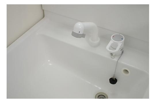 洗面化粧台(LDK部分)全部で2か所ございます。