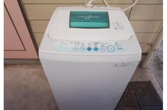 ●個人専用洗濯機も!