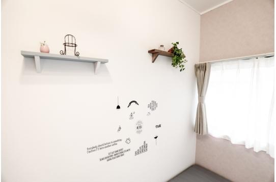 個室203