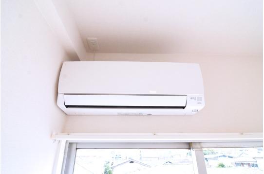 全部屋エアコンがございます