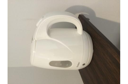 カップ麺に便利な瞬間湯沸かし器
