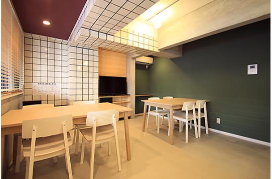 リビング・キッチンは15畳で広々
