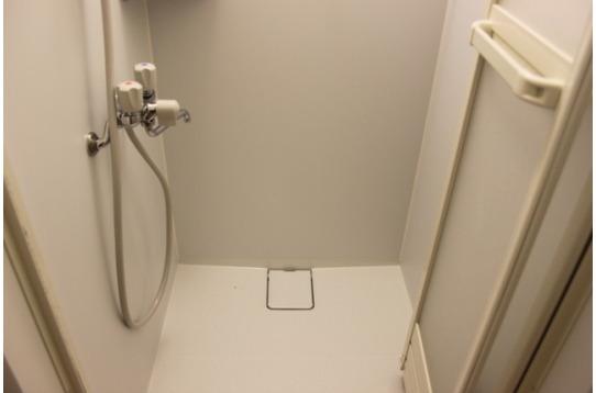 シャワーが3室