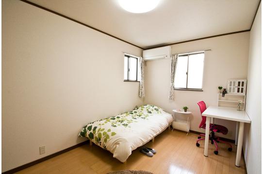 明るくきれいな個室です。
