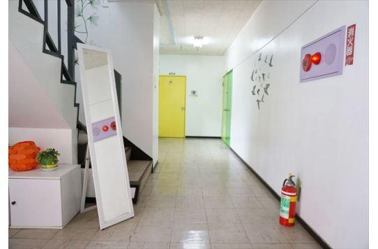 ●1F廊下