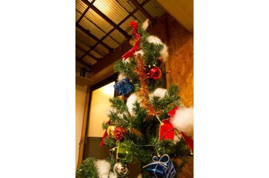 クリスマスなどの年間イベントも気分次第でやります。