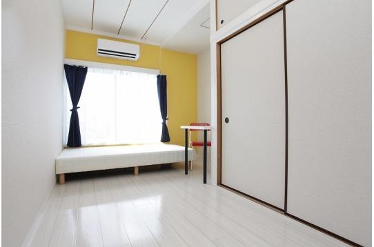 201号室♪5.5畳