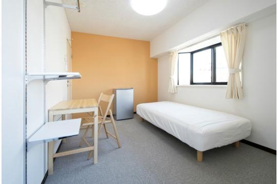 個室の様子。(408号室)