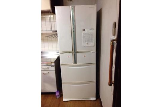 料理好きも安心な大型冷蔵庫完備!