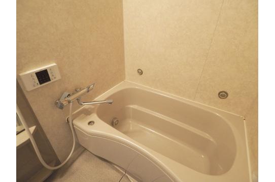 浴槽付きです