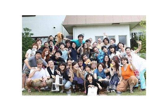 千葉のお泊り会。7月イベント