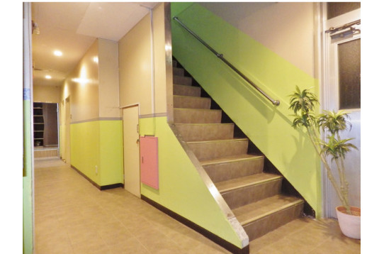 共用部廊下・階段