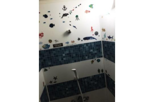 3階シャワーブース