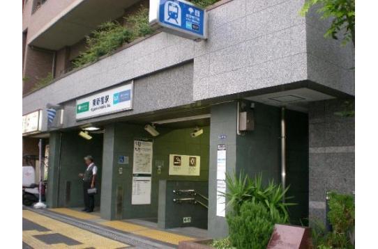 ☆最寄駅の都営大江戸線「東新宿A2出口」☆