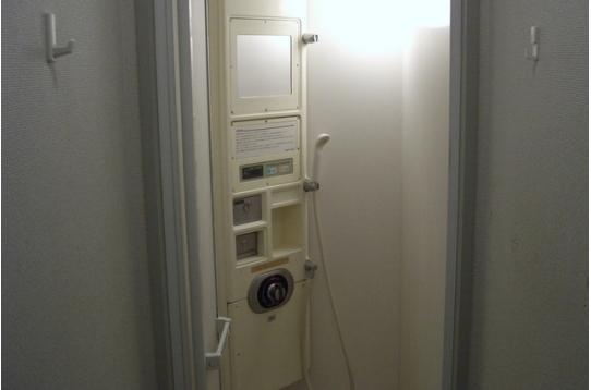 シャワー(全部で計4台!)